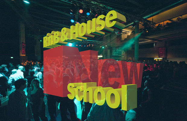 Newschool Club: R´n´B, Black & House
