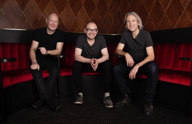 Rymden: Bugge Wesseltoft, Dan Berglund & Magnus Öström