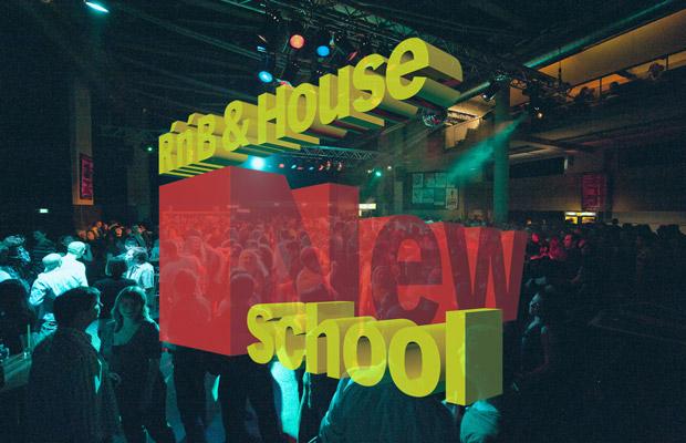 Newschool Club: R´n´B, Black & House