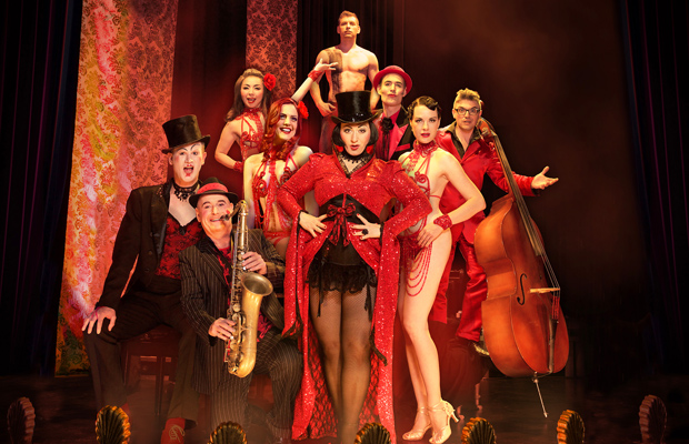 Sex@TheCity: Let´s Burlesque