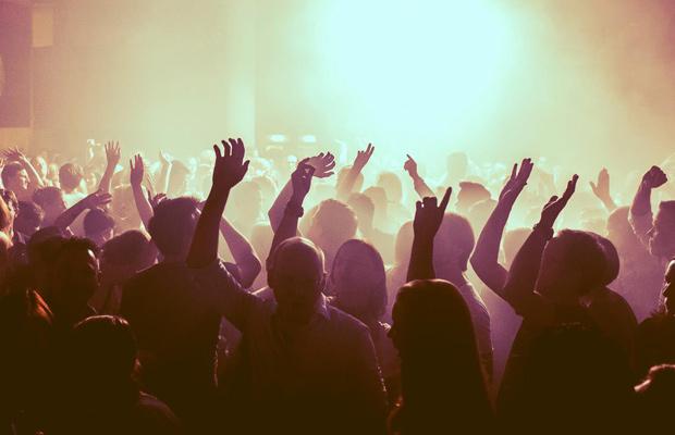 Haroun's Fifty/Fifty: Die Party für Best Ager