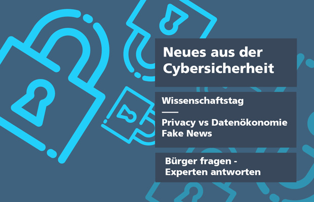 Wissenschaftstag: CRISP präsentiert Neues aus der Cybersicherheitsforschung