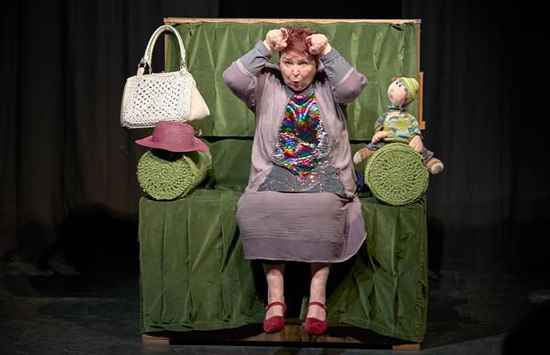 Theater Zitadelle: Vorsicht, Wilma!
