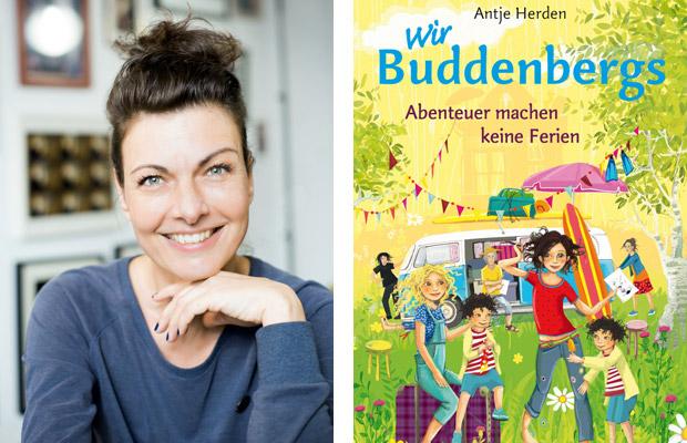 Antje Herden: Wir Buddenbergs