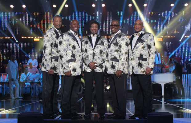THE TEMPTATIONS REVIEW: Motown Gold Greatest Hits - Tour 2019