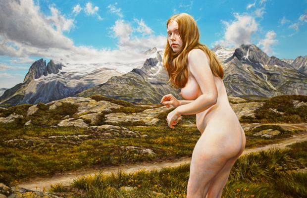 Sex@TheCity: Vernissage 'Susannah Martin JUST NATURE'