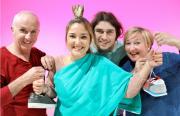 Liebe@Darmstadt: theater die stromer: Stinkt Pink? - 1000 Fragen