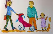 Liebe@Darmstadt: Fachtag begleitete Elternschaft: Besondere Familien (bis 17.30 Uhr)