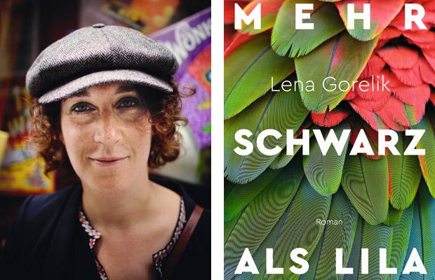 Lena Gorelik: Mehr Schwarz als Lila