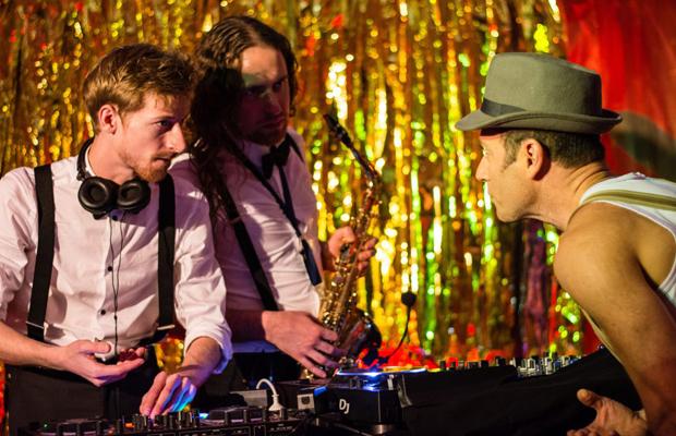 Golden Twenties - Electro Swing Collective