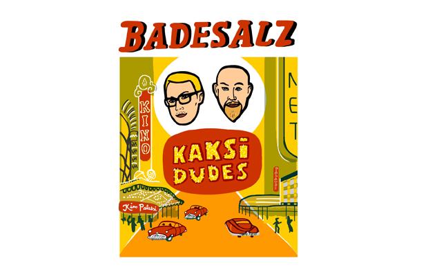 Badesalz: Kaksi Dudes