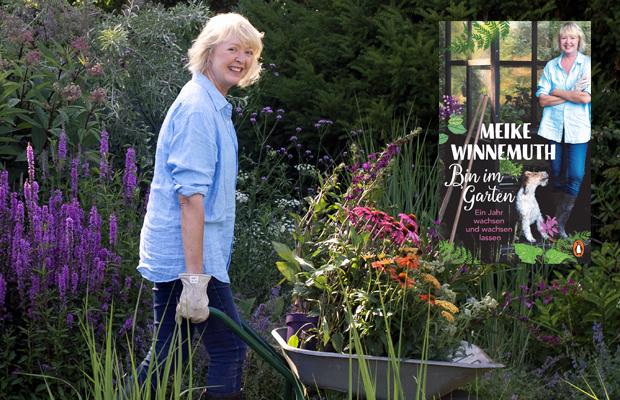 Meike Winnemuth: Bin im Garten