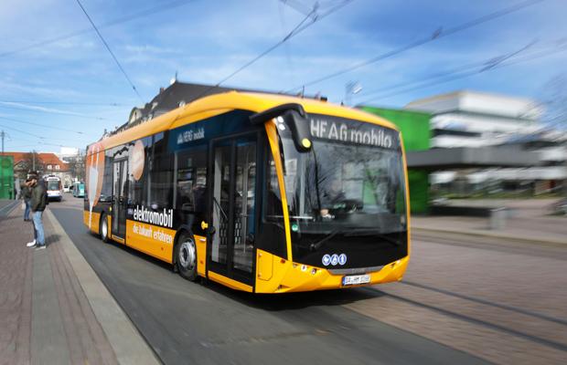 Wissenschaftstag - Energie für die Zukunft: Elektrobusse für die Stadt