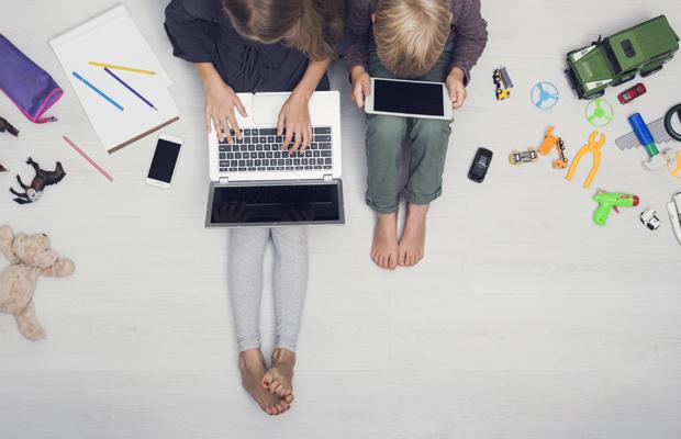Mein Kind und die digitale Welt - ein Elternabend