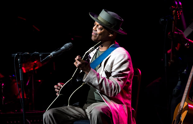Eric Bibb: Global Griot