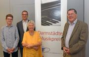 Verleihung des Darmstädter Musikpreises 2019 an Barbara Heller