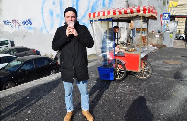 Heiligs Blechle: Glühschoppe mit DJ Yunus
