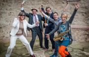 Herr Hering, die liebe Frau Gerburg & die Jazzband: Frau Gerburg verkauft den Jazz