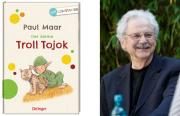 Eröffnung Huch, ein Buch! Paul Maar und das schiefe Märchen Trio: Der kleine Troll Tojok