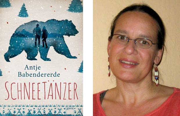 Antje Babendererde: Schneetänzer