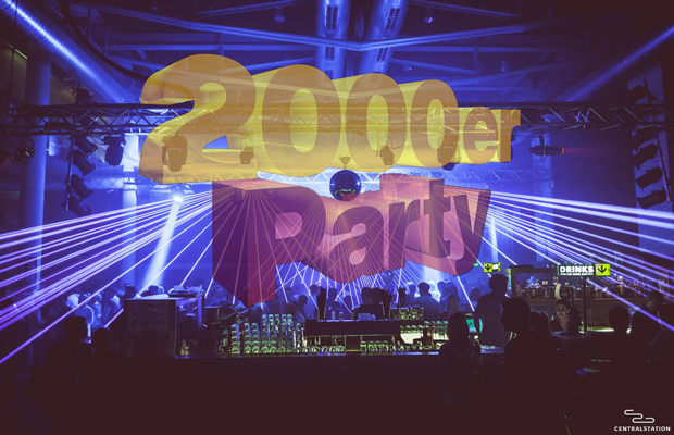 ABGESAGT: 2000er Party