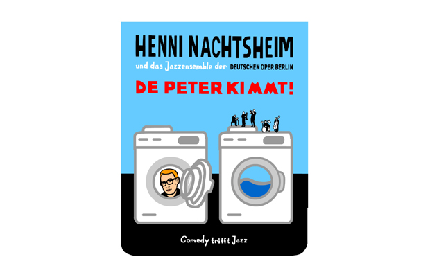 ABGESAGT: Henni Nachtsheim & das Jazz-Ensemble der Deutschen Oper Berlin