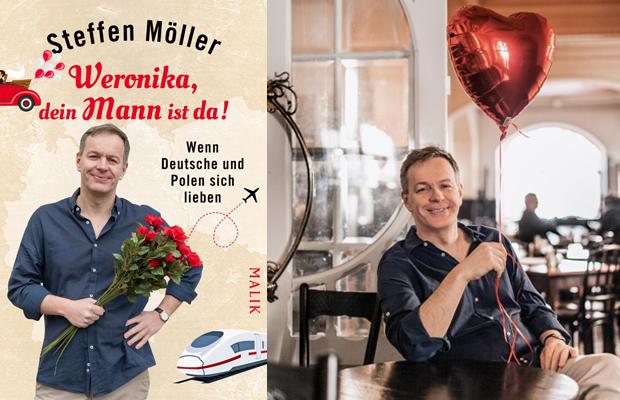 In Verlegung: Steffen Möller: Weronika, dein Mann ist da!