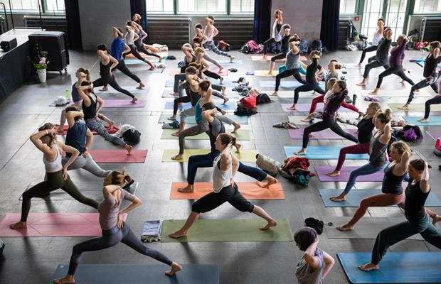 ABGESAGT: Good Vibes Yoga Fest