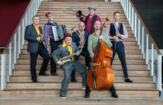 ABGESAGT: Amsterdam Klezmer Band