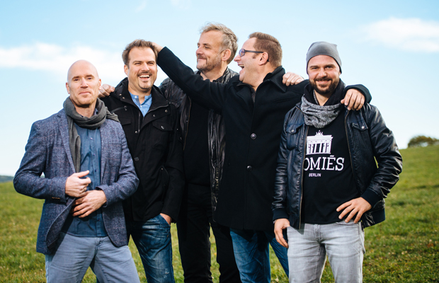 VERLEGT: Alte Bekannte: Das Leben ist schön-Tour 2019/20