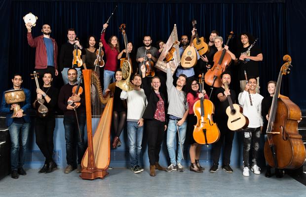 VERLEGT: Bridges Kammerorchester