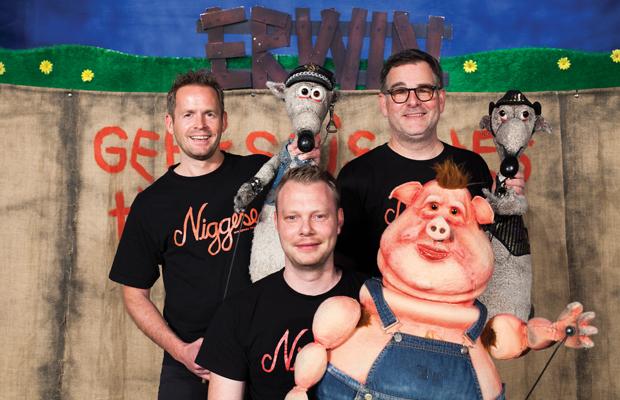 Von 0 auf 100: Kikeriki Theater: Erwin - ein Schweineleben
