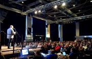 Von 0 auf 100: Science Slam Darmstadt