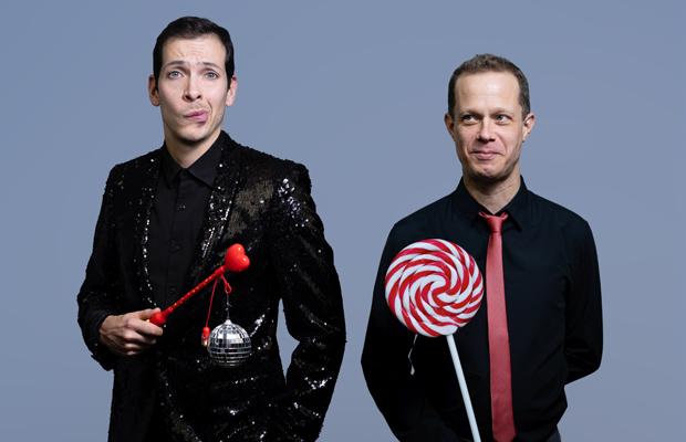VERLEGT: PopKabarett Korff & Ludewig: Knallzucker