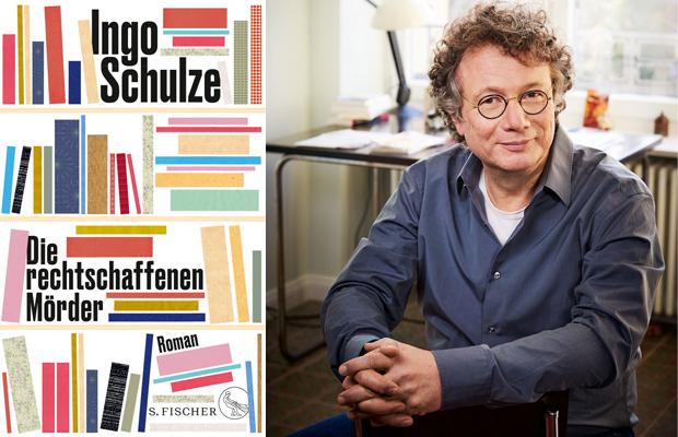 Auftaktveranstaltung Leseland Hessen: Ingo Schulze - Die rechtschaffenen Mörder