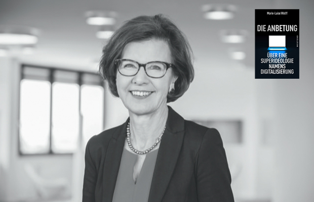 ABGESAGT: Dr. Marie-Luise Wolff: Die Anbetung - Über eine Superideologie namens Digitalisierung