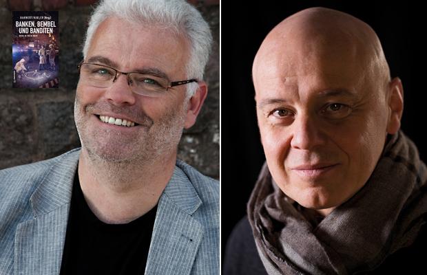 Banken, Bembel und Banditen: Ein Krimiabend präsentiert von Michael Kibler & Eric Barnert