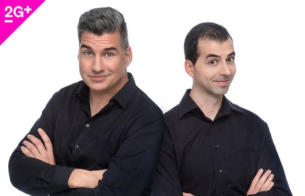 Kunz & Brosius Comedy-Show