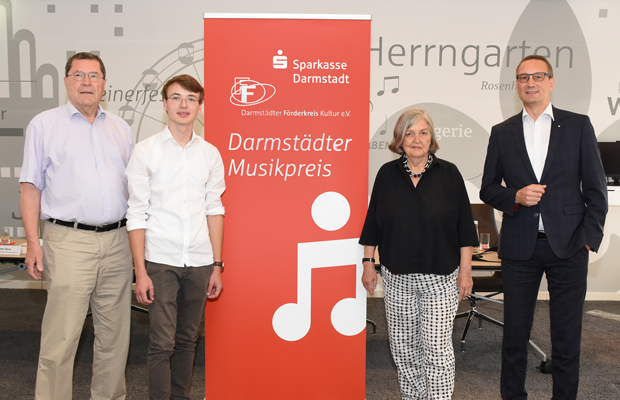 VERLEGT: Darmstädter Musikpreis 2020