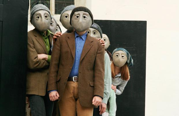 Theatre Fragile: AHOI!