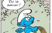Kindercomic Festival Yippie!: De Schlümpp uff Hessisch