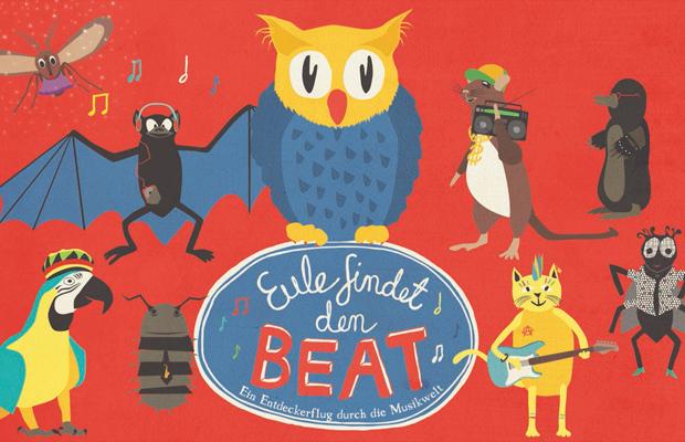 VERLEGT: Eule findet den Beat