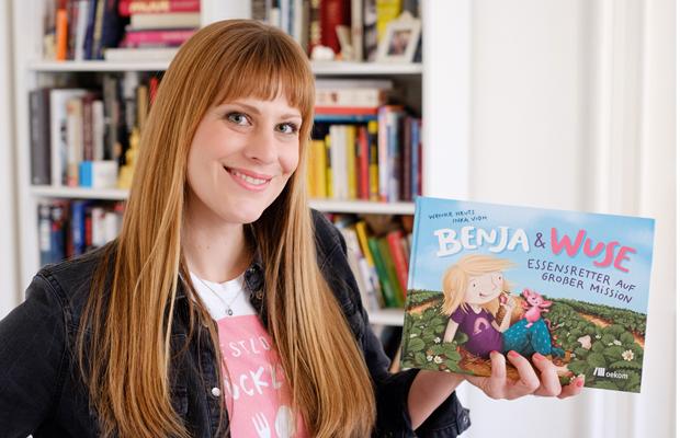 Wenke Heuts: 'Benja & Wuse. Essensretter auf großer Mission', Kinderbuch-Kino