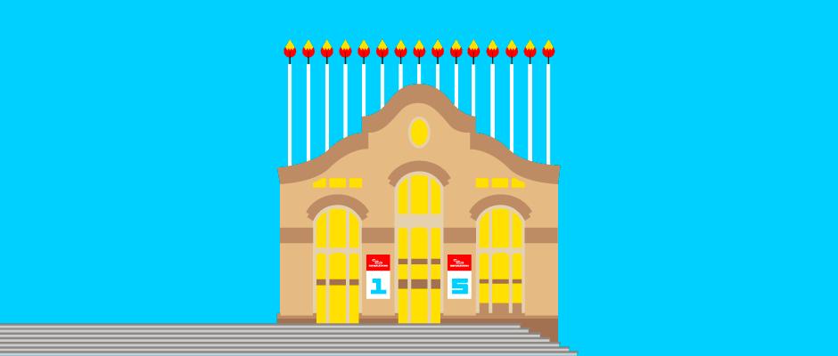 15 Jahre Centralstation Darmstadt