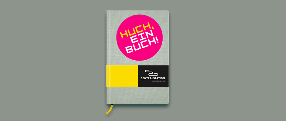 Huch, ein Buch! 5. Jugend- und Kinderliteraturfestival Darmstadt