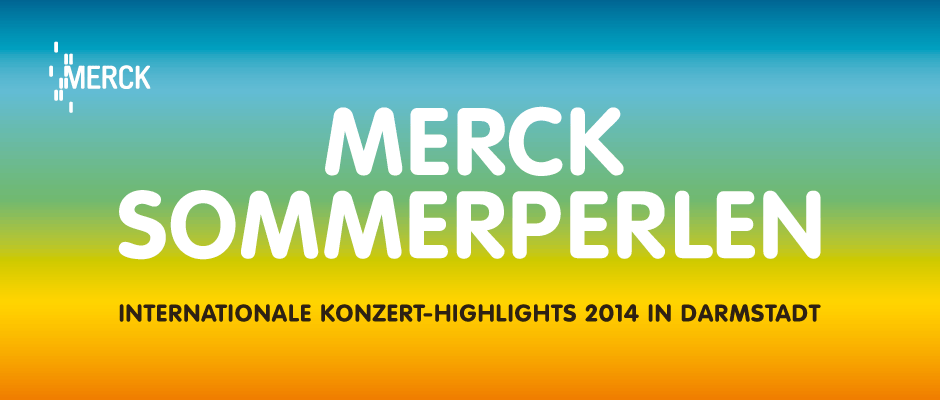 Internationale Konzerthighlights: Die Merck Sommerperlen 2014 in der Centralstation Darmstadt