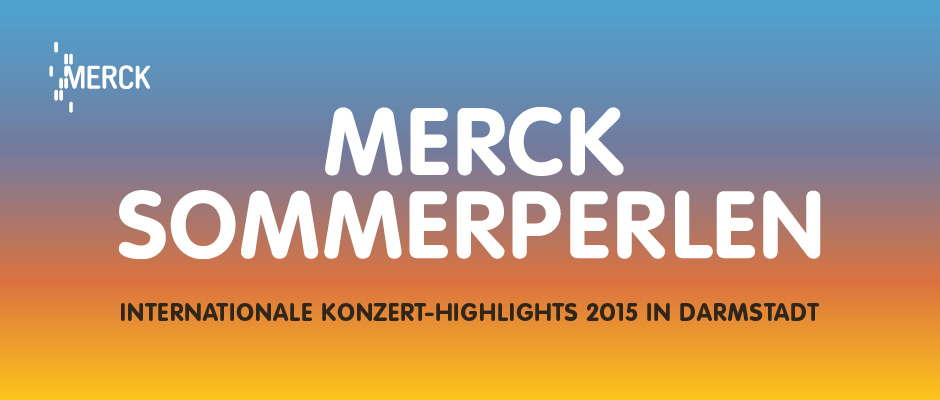 Internationale Konzert-Highlights: Die Merck Sommerperlen 2015 in der Centralstation Darmstadt