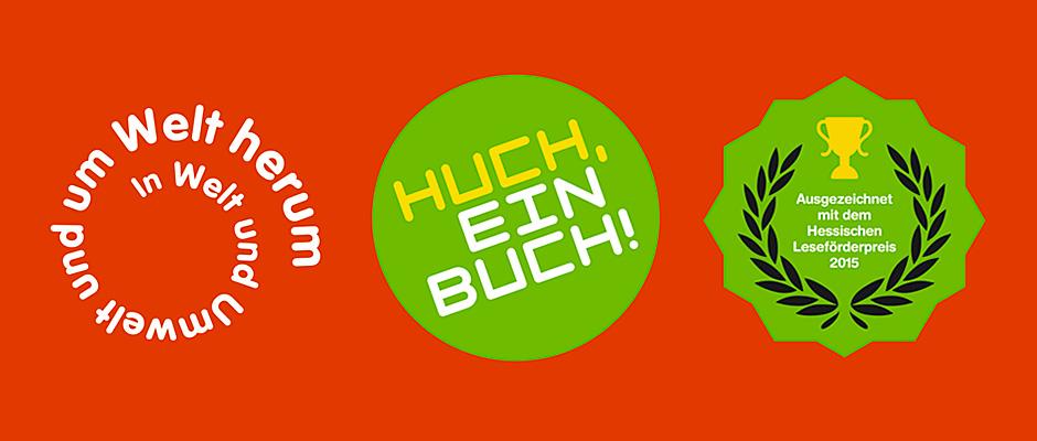 Huch, ein Buch! 6. Jugend- und Kinderliteraturfestival Darmstadt