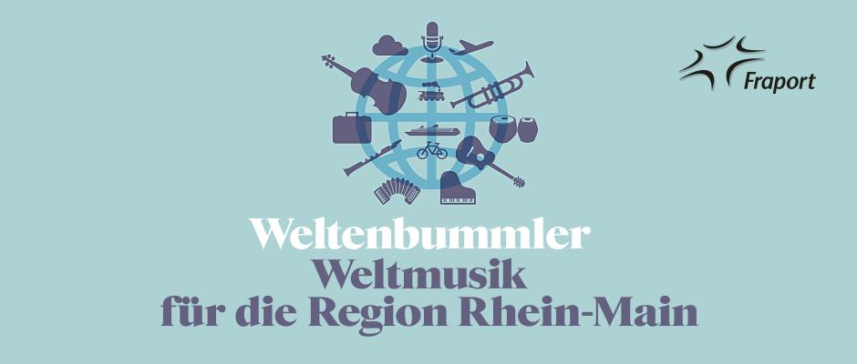 Weltenbummler - Weltmusik für die Region Rhein-Main