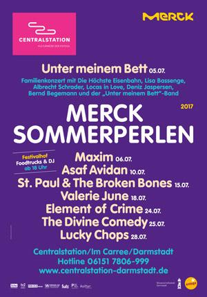 Merck-Sommerperlen 2017
